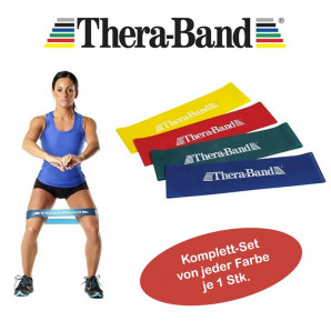 Theraband Loop Set, gelb,...