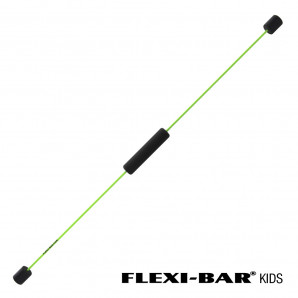 Flexi-Bar Kinder - Grün + DVD