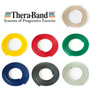 Theraband Tubing (Rolle) 30.5m