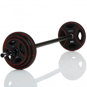 "Gymstick Pump Set 20kg ""Pro"""